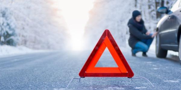 Automobilclubmitgliedschaft bei der PKW Reise in den Skiurlaub